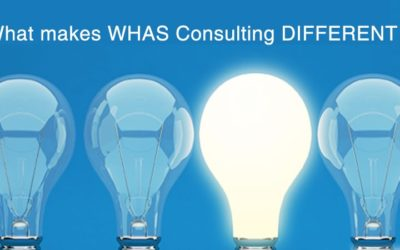What makes WHAS Consulting Different.